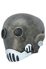 NEW Wire Mesh Full Protection Paintball Hellboy Kroenen 1:1 Nazi Mask Cosplay