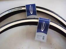 2 e schwalbe neumático con raya blanca tipo deltacruiser 26x 1 3/8 oder37-590,hs