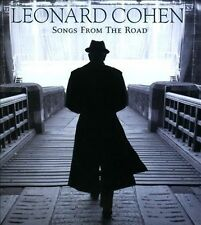 CD + DVD Songs from the Road Leonard Cohen Live Sealed