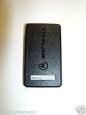 Motorola Minitor V Pager Belt Clip Model 0180305K51 New *OEM*