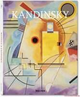 Fachbuch Wassily Kandinsky, Revolution der Malerei tolles Buch Hardcover BAUHAUS