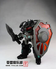 RED BATTLE SHIELD & SWORD FOR Transformers WFC/FOC Optimus Prime