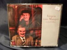 Jürgen von manger-MERAVIGLIOSO - 4cd-box