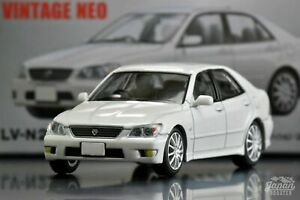 [TOMICA LIMITED VINTAGE NEO LV-N227a 1/64] TOYOTA ALTEZZA RS200 L EDITION 2003