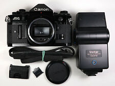 ~~Serviced~~ High S/N Canon A-1 A1 Camera Body Bench Tested 100% Working 2233580