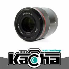 NEUF Samyang AF 45mm f/1.8 FE Lens for Sony E
