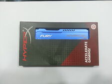4GB Kingston HyperX Fury DDR3 Desktop 1866 Mhz PC3 14900 Pc Gaming Ram.*