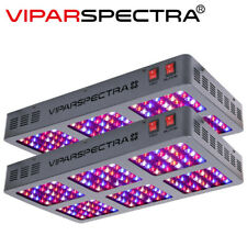 Viparspectra 2pcs 900w LED Grow Light 12 Band Full Spectrum for Indoor Plants