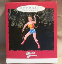 "DC Comics Wonder Woman 4"" handcrafted Keepsake ornament by Hallmark"