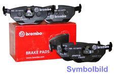 BREMBO Bremsbeläge HA für MERCEDES C-KLASSE (W205,A205,C205,S205)