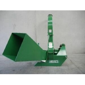 """HAYES PTO 6"""" WOOD CHIPPER BX62S"""