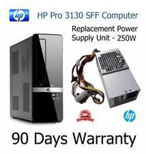 HP Pro 3130 SFF RICAMBIO 250W alimentazione elettrica Unità PSU 504966-001