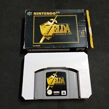 N64 - The Legend of Zelda: Ocarina of Time - Nintendo 64
