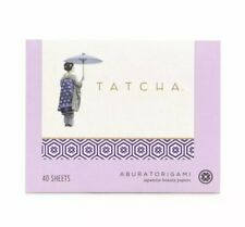 TATCHA Aburatorigami Japanese Blotting Papers, LEO, You Deserve ATTENTION