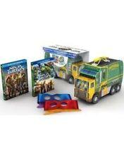 Teenage Mutant Ninja Turtles Collectible Turtle Lunchbox Gift Set Region 1 B