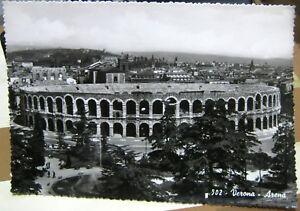 Italy Verona Arena RPPC - unposted