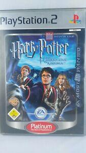 Harry Potter und der Gefangene von Askaban Sony Playstation PS2 mit Anleitung