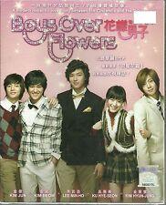 BOYS OVER FLOWERS - COMPLETE KOREAN TV SERIES DVD BOX SET ( 1-25 EPS)