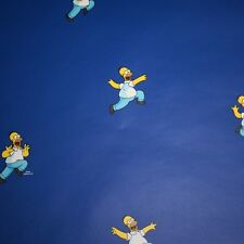 Homer Simpson Wallpaper Blue The Simpsons Cartoon Paper 53203