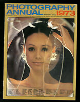 PHOTOGRAPHY ANNUAL INTERNATIONAL EDITION 1973