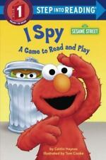 Step into Reading: I Spy : A Game to Read and Play by Caitlin Haynes, Linda...
