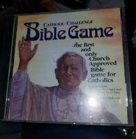 Catholic Challenge Bible Game Version 1.3 (PC) Windows/MAC [CD-ROM]