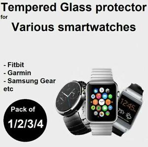 For Garmin Instinct 735XT 35 Fenix 5 Smart Watch Tempered Glass Screen Protector