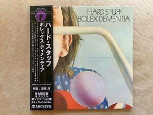 HARD STUFF-Bolex Dementia-73/2008 CD MINI LP Japan