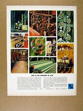 1967 Raybestos-Manhattan Asbestos Rubber & Metal Products vintage print Ad