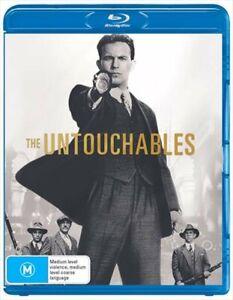 Untouchables - 20th Anniversary Edition, The Blu-ray