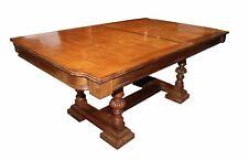 Custom Louis XIII Style Sweet Cherry Formal Dining Table