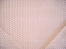 6-1/2Y Zarin Textiles 169708 Lothario Bisque Hexagon Velvet Upholstery Fabric