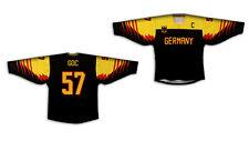 Deutschland / Germany Olympia Eishockey Trikot 2018 - #57 GOC - XXL - NEU - w/C