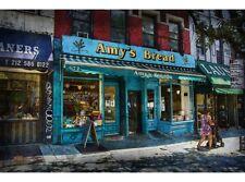 NEW Manhattan Hells Kitchen Bakery tin metal sign