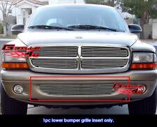 Fits Dodge Dakota /1998-2003 Durango Bumper Billet Grill Insert-Fits 1997-2004