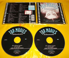TOP OF THE MOVIES Indimenticabili Le Colonne Sonore Più Grandi... - 2 CD 1998