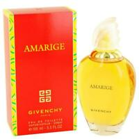 AMARIGE by Givenchy Eau De Toilette Spray 3.4 oz for Women