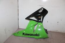 2012 KAWASAKI NINJA ZX6R ZX600R RIGHT MID SIDE FAIRING COWL SHROUD LOWER CENTER