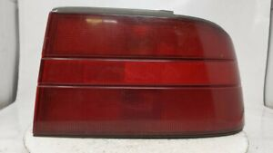 1990-1992 Mazda Mx-6 Passenger Right Side Tail Light Taillight Oem 41371