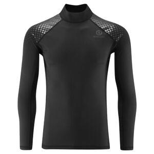 Henri Lloyd New Energy LS Rash Vest Black Y30351