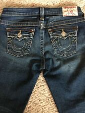 True Religion Girls Cropped Jeans Size 14 Style Julie