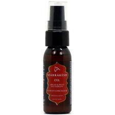 Marrakesh Oil Hair Styling Elixir Original Scent 1oz w/Free Nail File