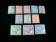 Somaliland Protectorate Scott #84-94 Short Set Mint Never Hinged