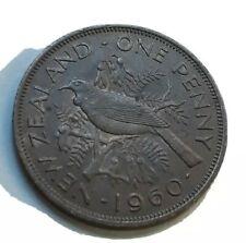 Penny 1960 Newzeland