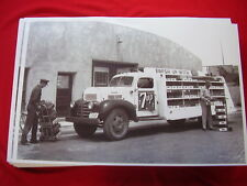 1940 DODGE TRUCK  7 UP 7UP BOTTLE TRUCK   11 X 17  PHOTO   PICTURE