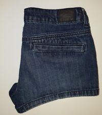 American Eagle Women's Denim Jean Shorts with Zipper Design Size 4 Super Cute
