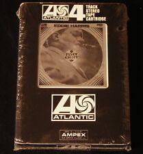 4 Track Cartridge-Eddie Harris - Silver Cycles -Jazz-1969-SEALED!