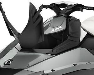 SeaDoo Spark Front Deflector Lid Black 2-Up 3-Up BRP OEM 295100553 NO HARDWARE
