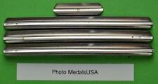 10 RIBBON HOLDER MOUNTING BAR R10 - U.S. Military Rack made in the USA
