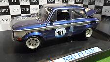 NSU TT CUP TTS RACING #135 Bleu au 1/18 REVELL 08449 voiture miniature